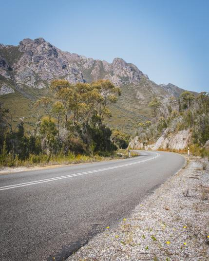 Road trip through Tasmania