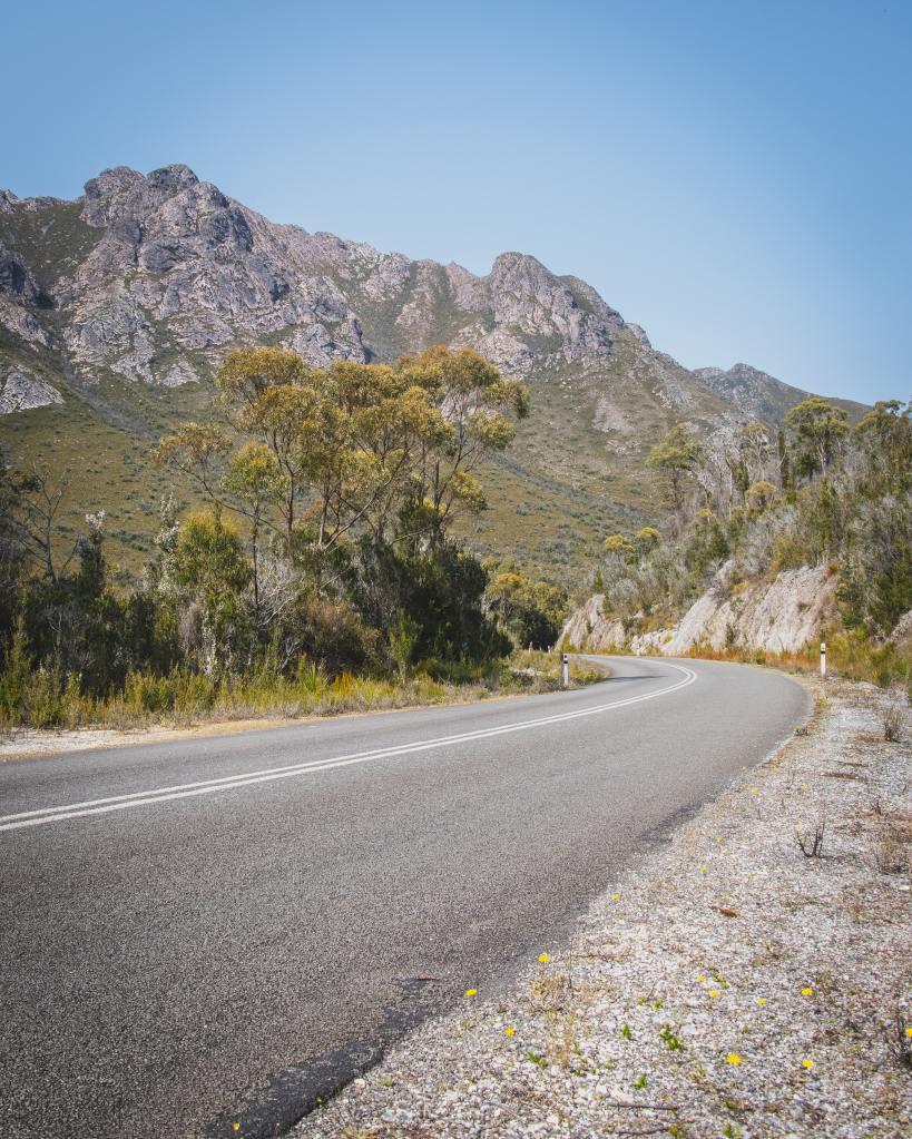 Road trip through Tasmania
